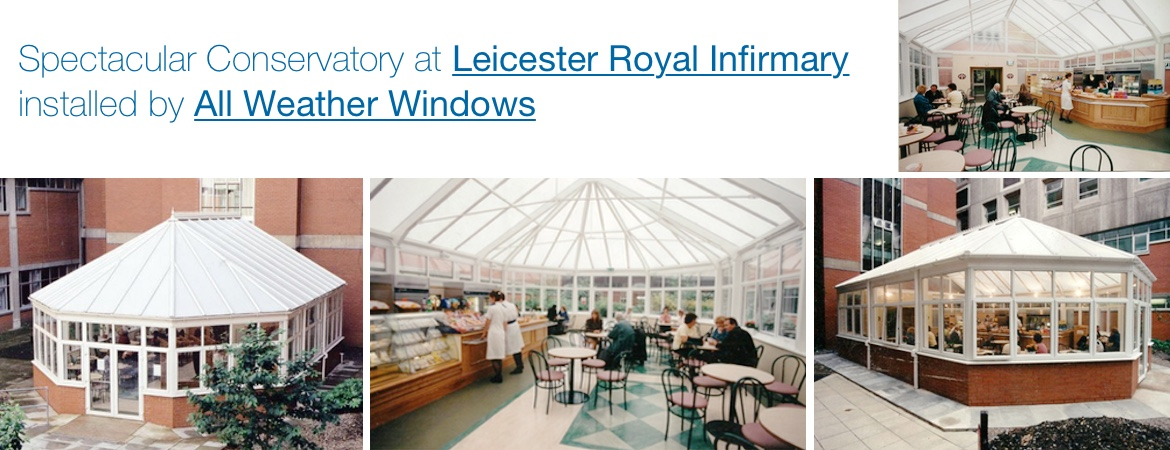 royal infirmary conservatory